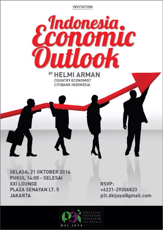indo economic outlook poster