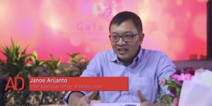 Janoe Arijanto on factors affecting advertising in Indonesia - YouTube