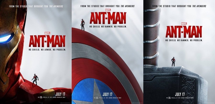 Ant-Man-Avengers-Posters