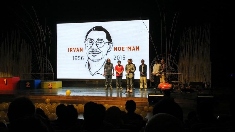 Tribute to Irvan Noe'man | Aulia Masna/AdDiction