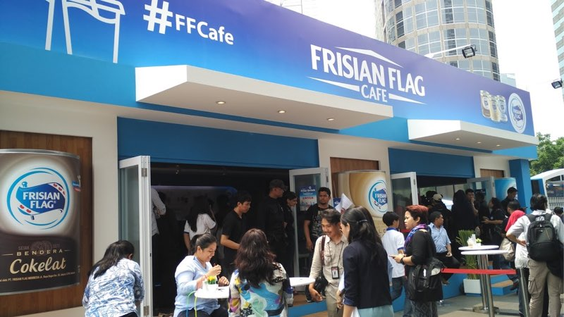 FFCafe during press event | Aulia Masna/AdDiction