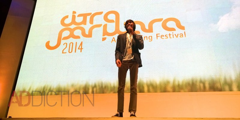 JWT Indonesia CEO Lulut Asmoro at 2014 Citra Pariwara | Aulia Masna/AdDiction