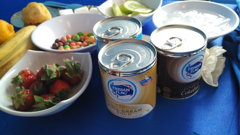 Frisian Flag Condensed Milk in pull-tab cans | Aulia Masna/AdDiction