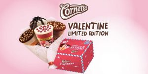 cornetto package